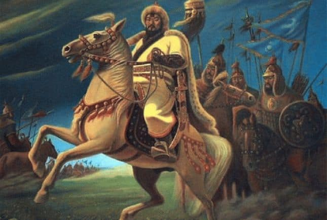 изображение Золотой Орды