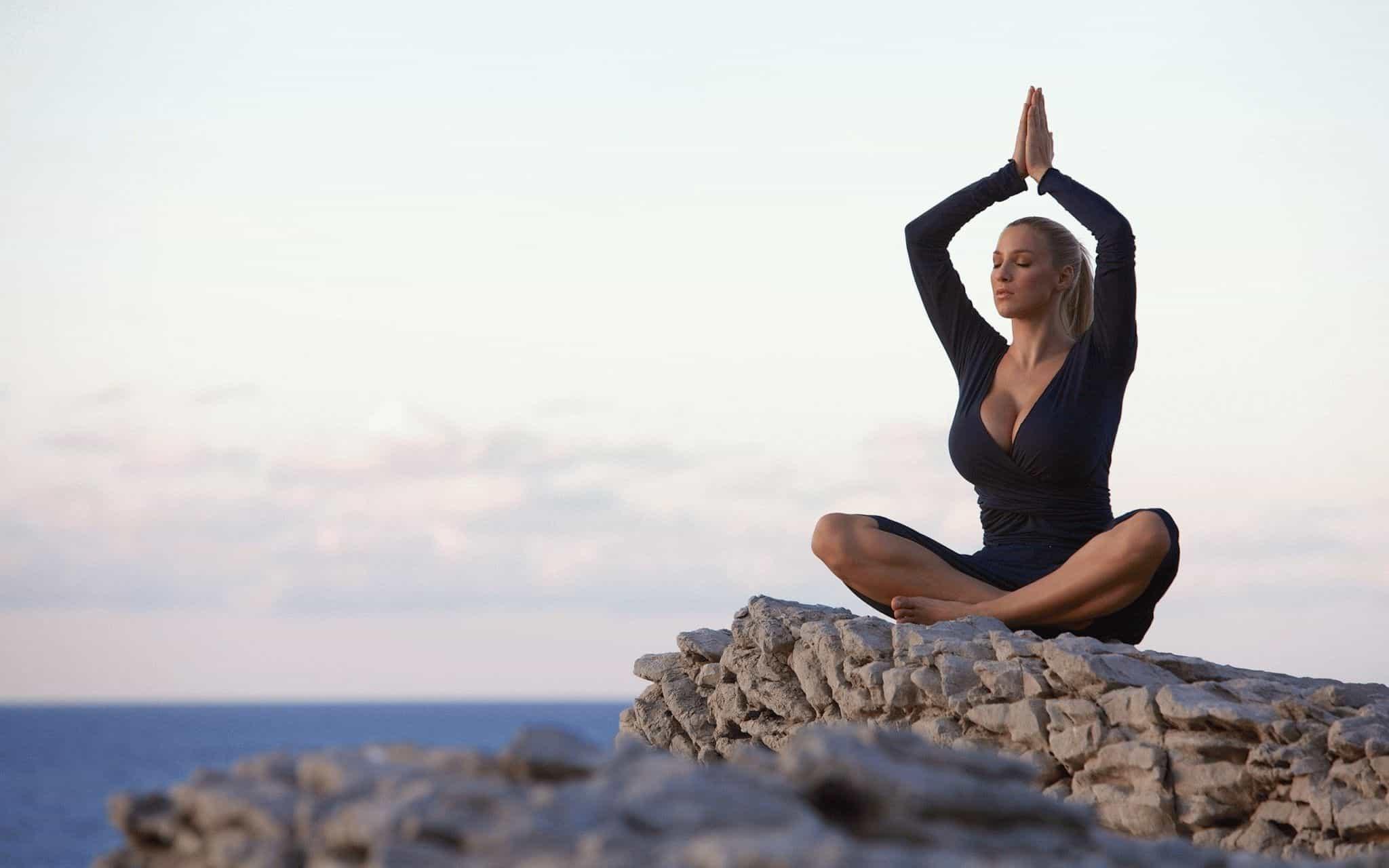 медитация избавит от кармических отношений