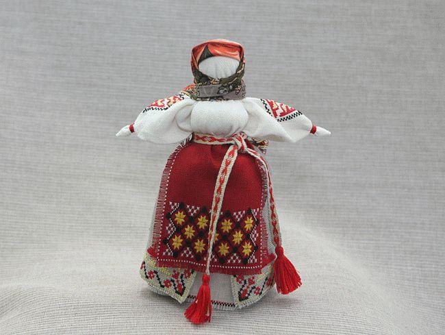Куклы обереги на Руси и славянской культуре