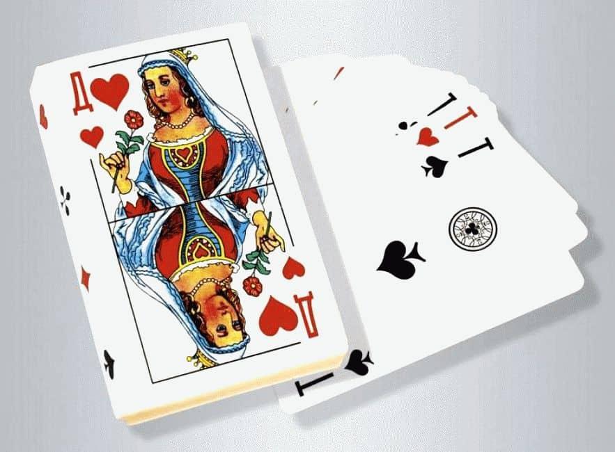Гадание на игральных картах - значение карт