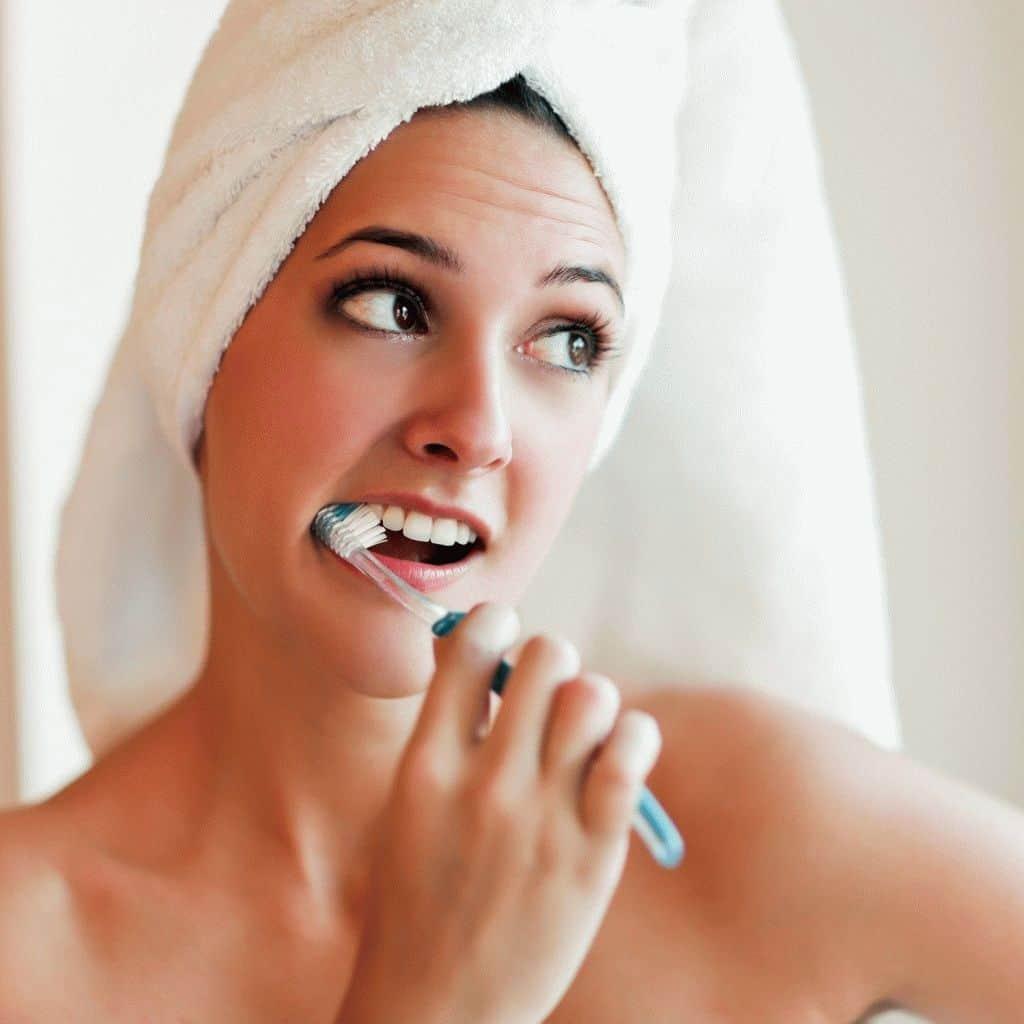 чистить зубы во сне сонник
