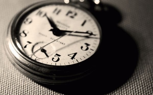 значение чисел на часах