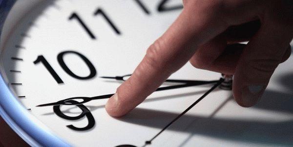 значение каждой цифры на часах