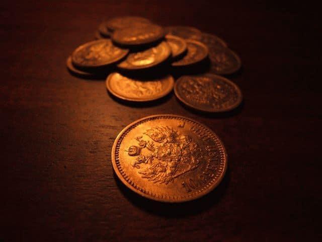 гадание по монетам