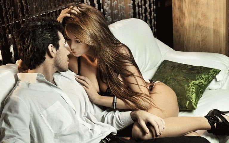 сексуальная совместимость крайне важна