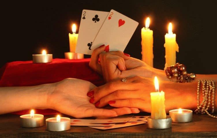 Как читать расклад на игральных картах