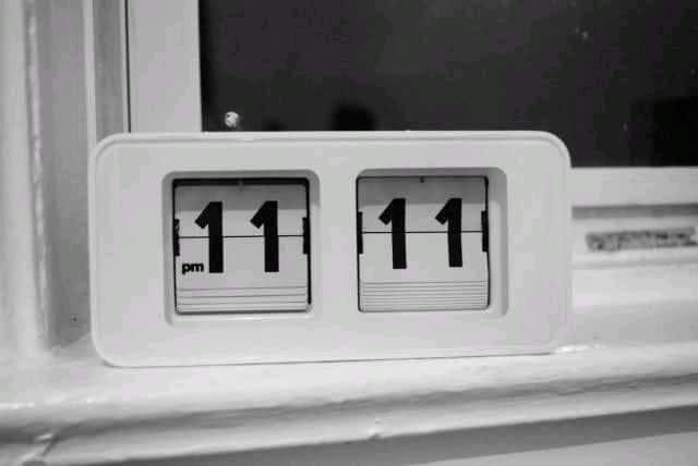 числа 11:11