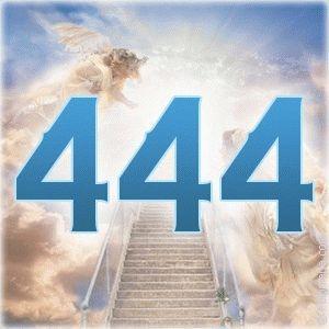 444 в ангельской нумерологии