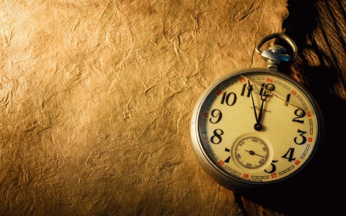 время на часах расскажет о вашем будущем