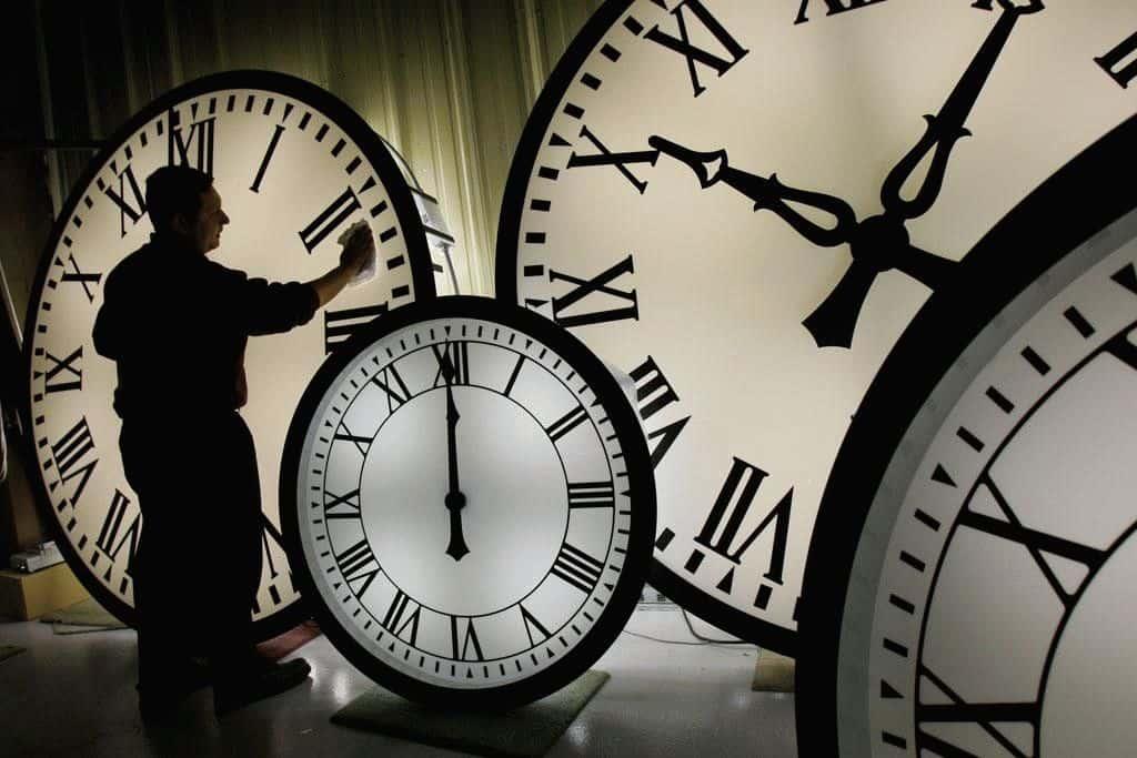 гадание по количеству часов
