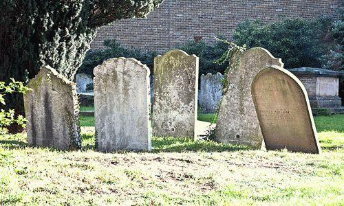 К чему снятся могилы?