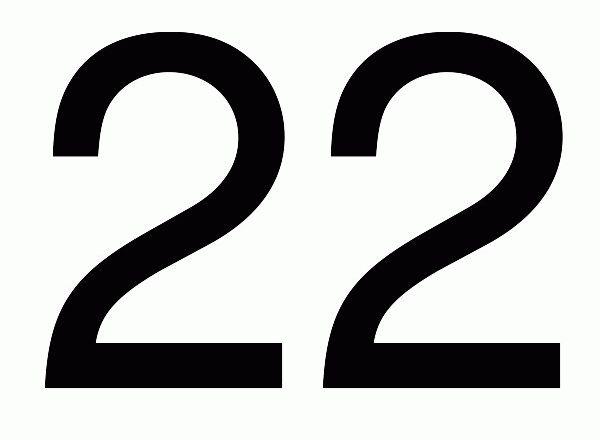 Значение числа 22 в нумерологии: сильные и слабые стороны, совместимость