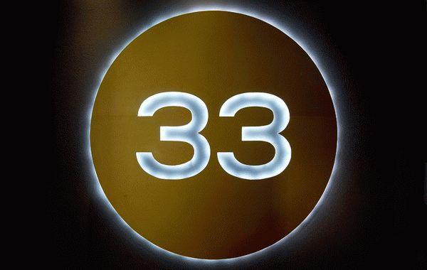 число 33 - значение в нумерологии
