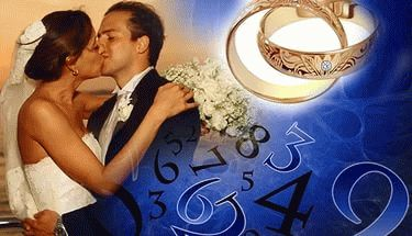 Выбор даты свадьбы по нумерологии - значение и толкование