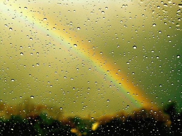 приметы к дождю по явлениям природы
