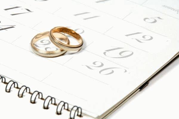 подобрать дату свадьбы нумерология