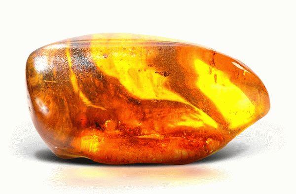 янтарь - нежелательный камень-талисман для женщины-Тельца