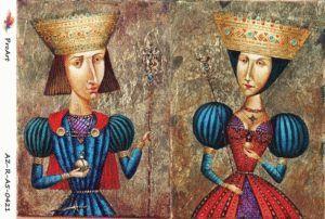 Валет и Дама