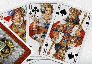 гадание по имени на игральных картах