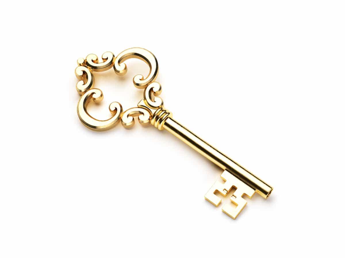 ключ поможет совершить продажу
