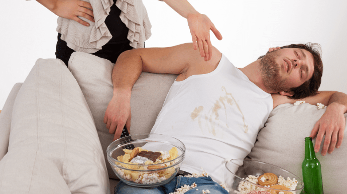 заговор на ленивого мужа