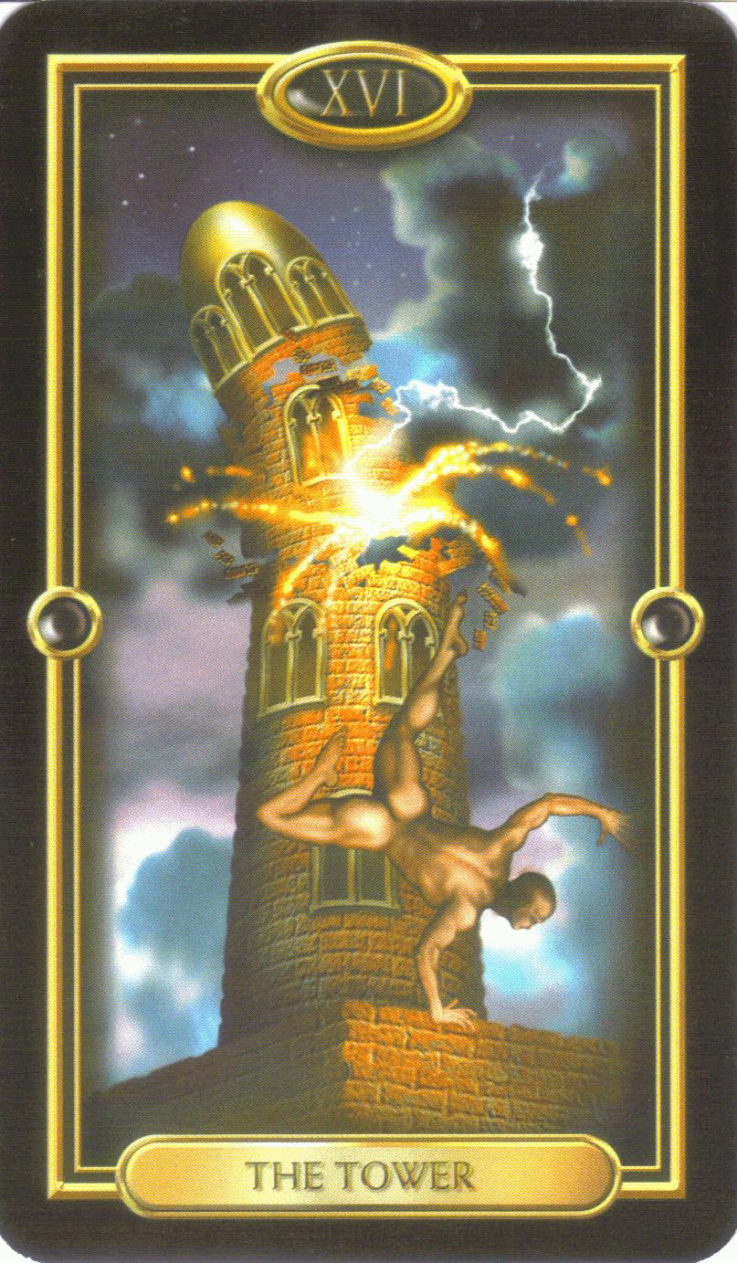 башня значение таро