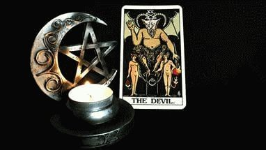 дьявол значение таро