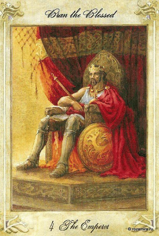 значение император таро
