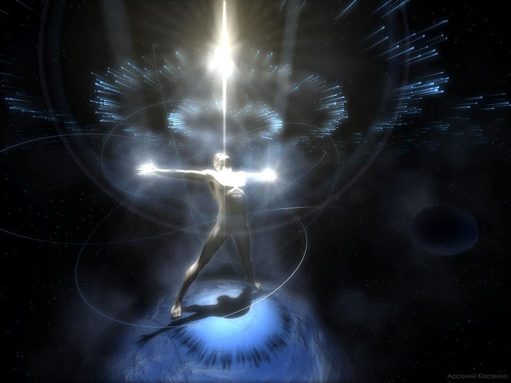 потоки энергии Ци