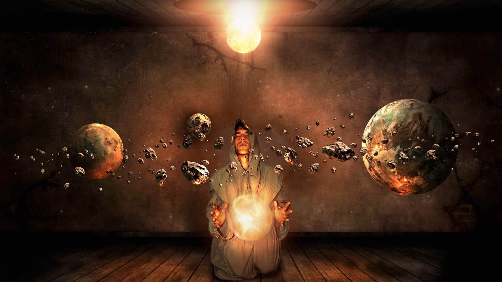 Шесть фотографий магия что случится с человеком