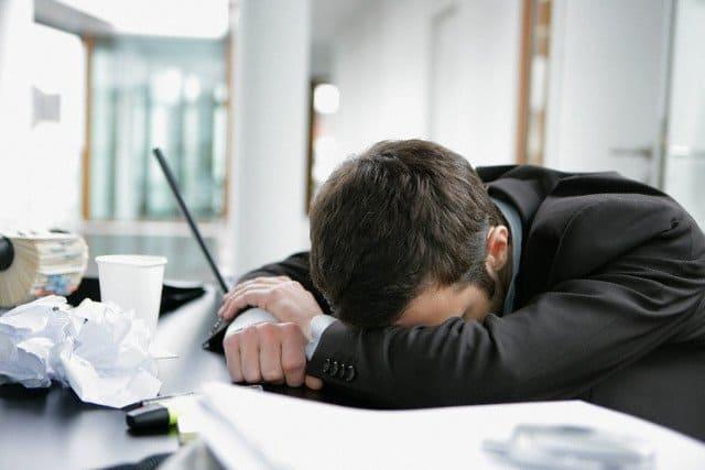 недосып крадёт вашу энергию