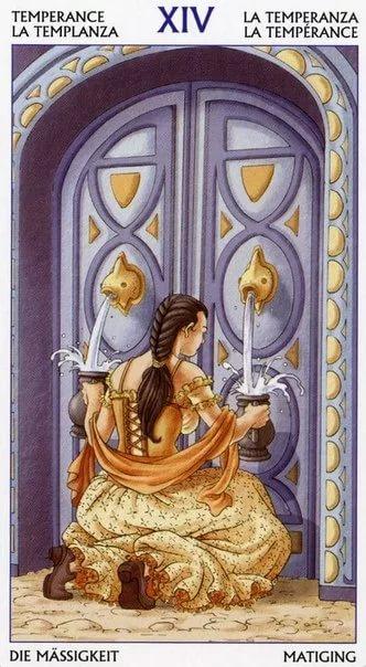 Таро 78 Дверей - Страница 3 1-71