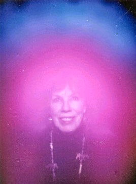 фиолетовая аура фото