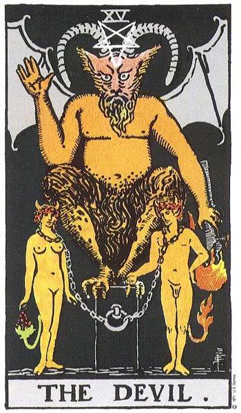 Дьявол Таро