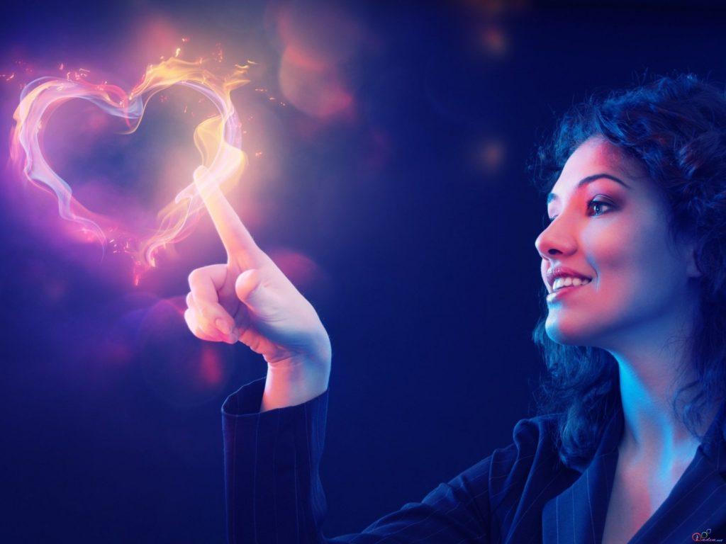 Как приворожить на расстоянии мужчину того кто нравится с помощью огня