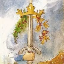 2 мечей таро значение