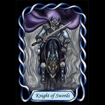 8 мечей таро