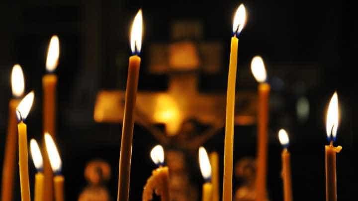 как в домашних условиях снять порчу от заупокойной свечи