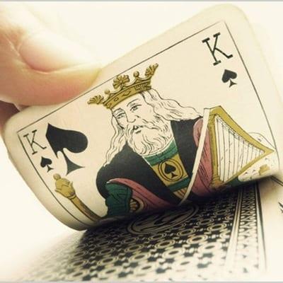 гадание на четырех королей