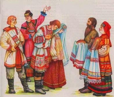 обряды русского народа