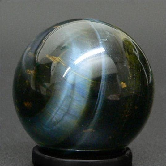 камень глаз соколиный - магические свойства