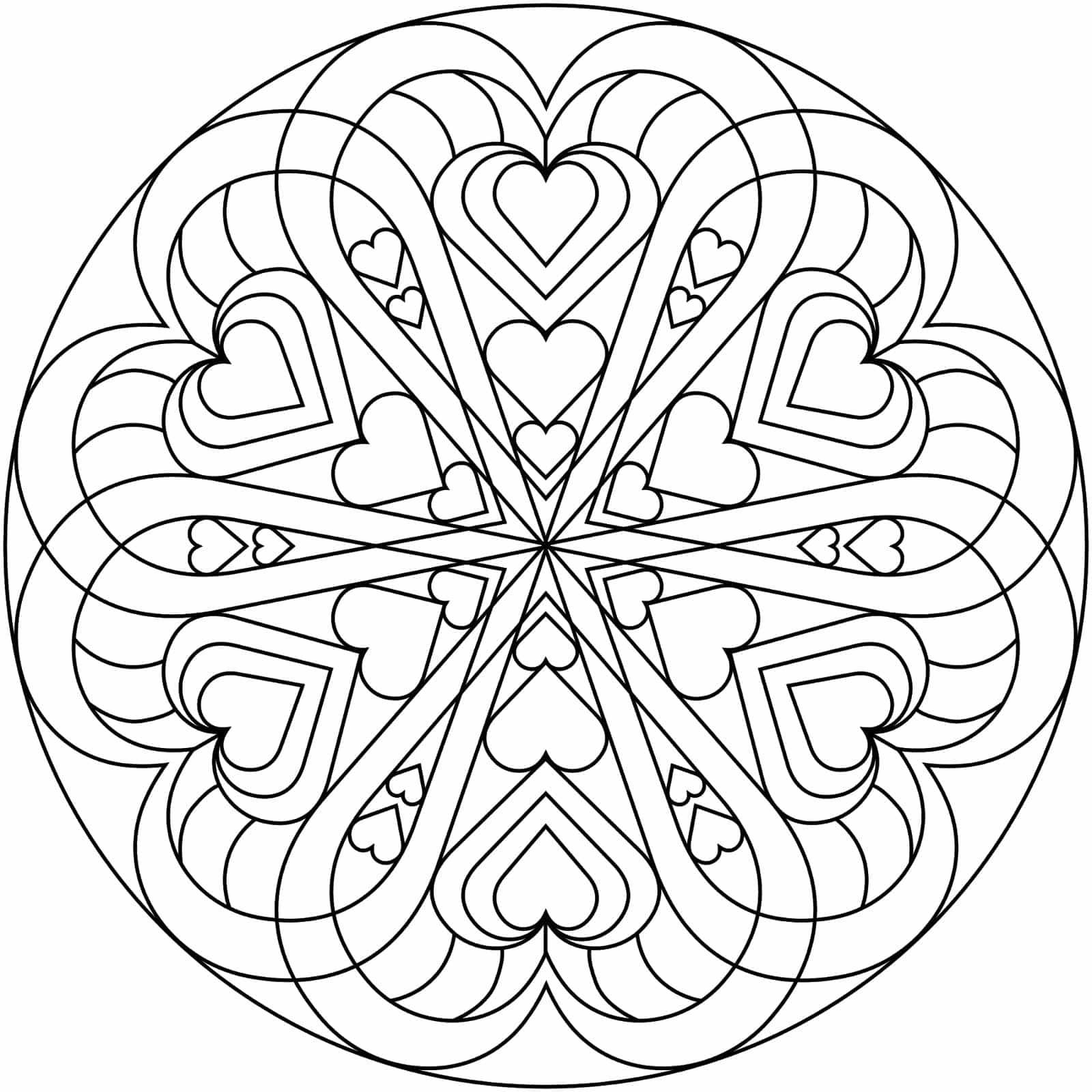 Мандала любви: как правильно создать, примеры