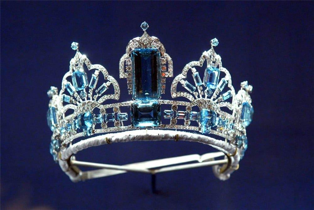 королевский аквамарин фото