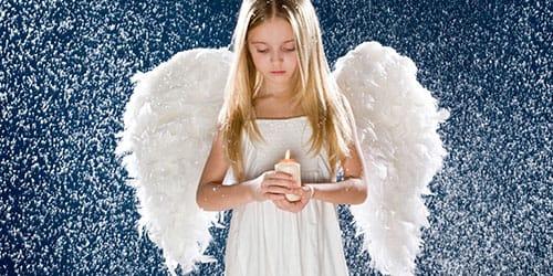 снится ангел по соннику Гришиной