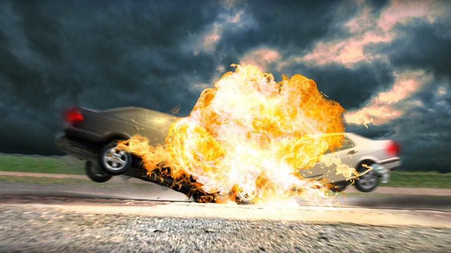 Что означает если снится авария: толкование сонника