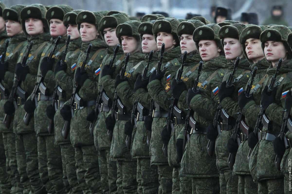 Сон про армию