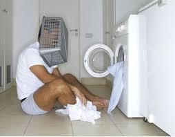Стираю белье во сне