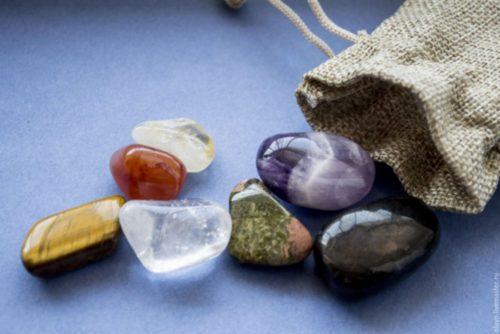 природные камни талисманы