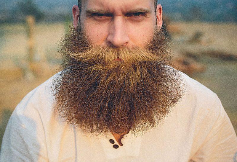 Здоровая борода
