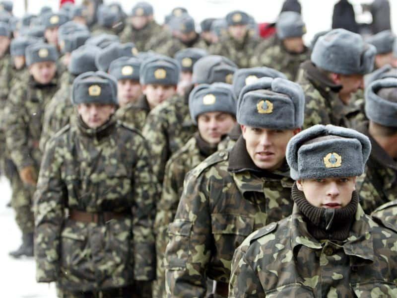 Приснилась армия